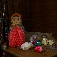 У  каждого  из  нас  есть  дома  свой  семейный  клад... :: Наталья Казанцева