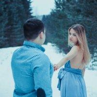Иду за тобой :: Anton Kudryavtsev