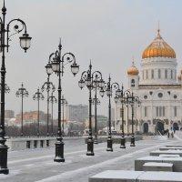 Храм Христа Спасителя :: Светлана Ларионова