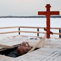 Наедине с богом :: Валерий Чепкасов