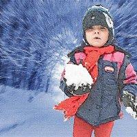 Зимние забавы... :: Александр Мартынов