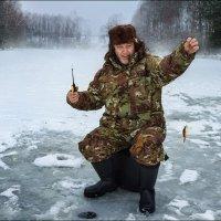 О рыбаке и рыбке :: Елена Ерошевич