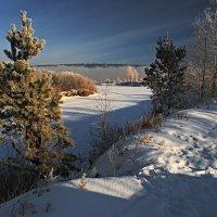 У замёрзшего озера... :: Александр Попов