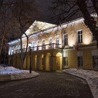 Дом-музей Н.В.Гоголя :: Владимир Безбородов