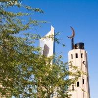 мечеть и высотка :: Kristina Suvorova