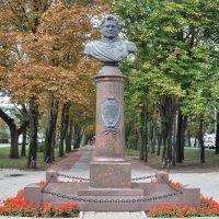 памятник генералу Ермолову - г Ставрополь :: Владимир