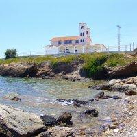 Церковь возле моря. :: Оля Богданович