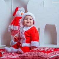 Санта-Клаус :: Екатерина Бурдыга