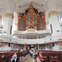 Собор святого Михаила. Гамбург. :: Николай Нетребенко