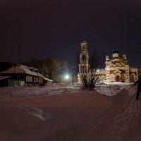 Ночь в Самылово. :: Валерий Гудков