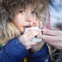 зимний чай :: Юлия Коноваленко (Останина)