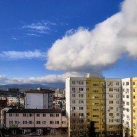 Ветер собирается :: Валерий Дворников