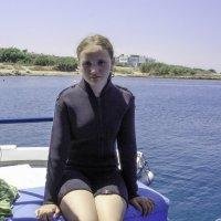В окрестностях Айа-Напы. Средиземное море. :: Виктор Куприянов