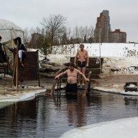 Зимнее купание :: Aнна Зарубина