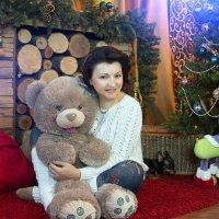 Желаю прекрасных перемен в Новом году! :: Райская птица Бородина