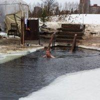 Зимние купания :: Aнна Зарубина