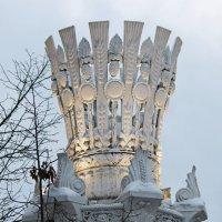 Корона ВДНХ. :: Ирина Нафаня