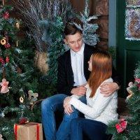 Новогодняя love story :: Ольга Щербакова