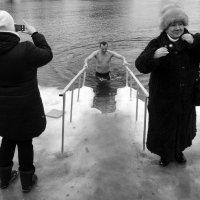 Водохреще :: Сергей Рубан