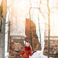 Остатки замка :: Екатерина Гриб