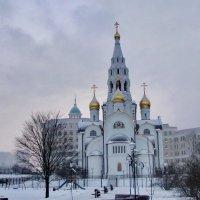 Новый храм :: Лара Симонова