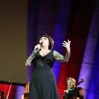 Концерт Мирей Матье, Париж :: Фотограф в Париже, Франции Наталья Ильина