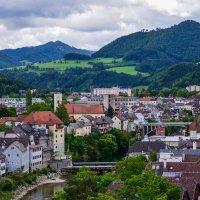 Зонтагберг — ярмарочная коммуна в Австрии :: Сергей Хомич