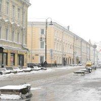 Вдоль по Дмитровской,Москва :: Светлана Ларионова