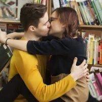 поцелуй :: Любовь Потравных