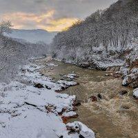 река Белая :: Аnatoly Gaponenko