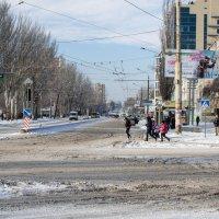 Мой город Запорожье. :: Сергей Давыденко