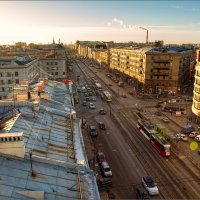 на крыше :: Александр Фёдоров