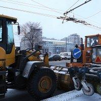 чтобы город был чистый :: Олег Лукьянов