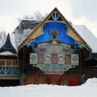 Теремок в снегу :: Милешкин Владимир Алексеевич
