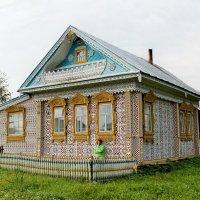 Кружевной домик :: Елена Малкова