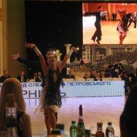 Ответ русской пары на реплику итальянского танцора: :: Алекс Аро Аро