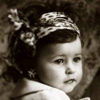 Маленькая модель. :: Eva Tisse