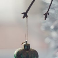 Новогодние игрушки :: Дмитрий