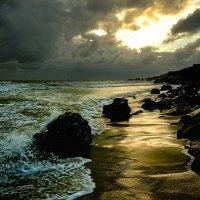 ...иногда и солнце... просто белое пятно... :: Александр Бойко
