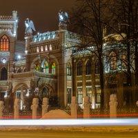 Дом купца :: Илья Остроградский