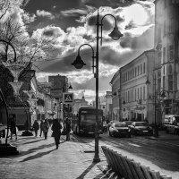 Пятницкая улица, Москва :: Игорь Герман