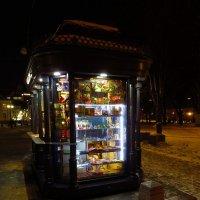 Моя любимая вечерняя Москва (не газета) :: Андрей Лукьянов