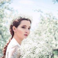 Весна :: Анна Бажанова