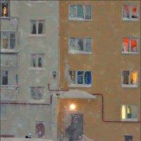 Стихает буря за окном... :: Кай-8 (Ярослав) Забелин