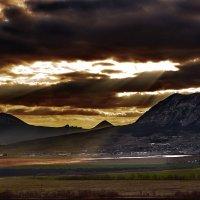 Вид на горы КМВ. :: Александр Сапожников