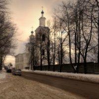 Введенская церковь :: Павел Галактионов