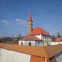 Приоратский дворец,Гатчина :: Елена