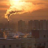 утром из окна :: Арсений Корицкий