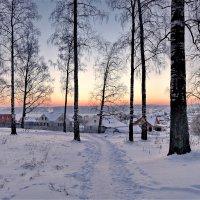 Зимний вечер :: Валерий Талашов