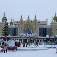 Ледовый городок 2017 :: Наиля